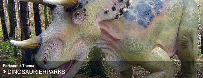 Thema: Dinosaurierparks