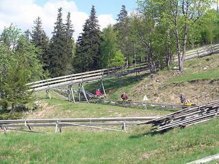 Alpine Coaster Kolorowa © Alpine Coaster Kolorowa