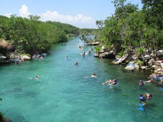 Parque Xel-Ha Riviera Maya © Drew And Merissa
