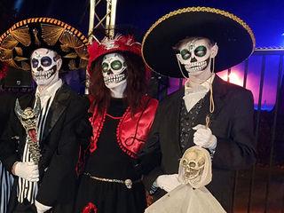 Halloween im Toverland