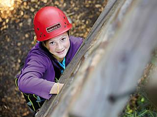 Auf dem Kiddyparcours. © Tiefblick GmbH