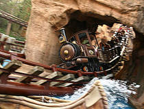 Colorado Adventure im Phantasialand © Phantasialand