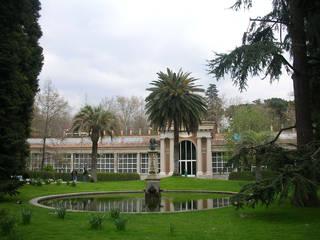 Jardín Botánico de Madrid  © puroticorico